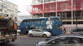 Spectre 007 Photographie stock libre de droits