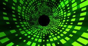 Spectre d'audio numérique électronique banque de vidéos