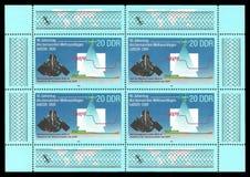 Spectrometers met meerdere kanalen Stock Foto