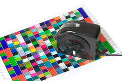 Spectrophotometer Stock Image