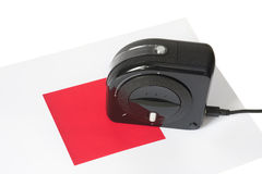 Spectrophotometer Royalty Free Stock Photo
