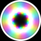 spectrum Royaltyfri Foto