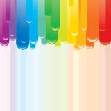 Spectrum Abstract Background. Vector Image Stock Photography