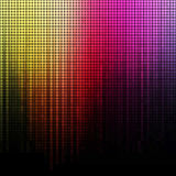 Spectrum background Stock Image