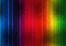 Spectrum background Stock Photo