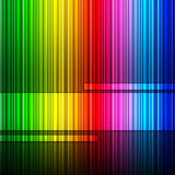 Spectrum Background Represents Color Swatch And Backgrounds. Spectrum Background Meaning Colour Splash And Multicolor Royalty Free Stock Image