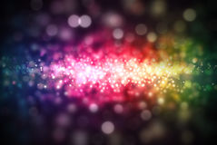 Spectrum bokeh Stock Foto