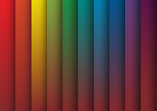 Spectrum colorful vector background Stock Image