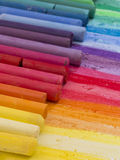 Spectrum of colors Stock Photography