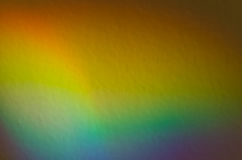 Spectrum colors Stock Photo