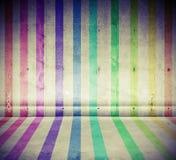 Spectrum concrete Royalty Free Stock Images