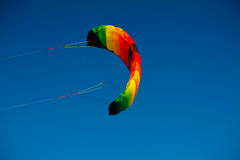 Spectrum Dual Line Traction Kite 13 royalty free stock photography