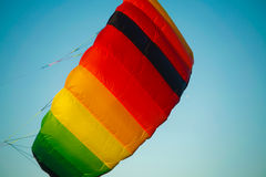 Spectrum Dual Line Traction Kite 12 Stock Photo