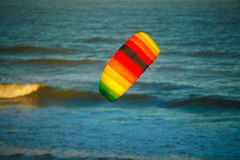 Spectrum Dual Line Traction Kite 7 stock photography