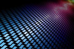 spectrum för mosaik 3d Royaltyfri Fotografi