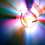 Spectrum Flash Stock Image