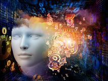 Spectrum of the Mind Royalty Free Stock Image