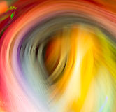Spectrum in motion Royalty Free Stock Photography
