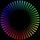 Spectrum Ring. Vector illustration of spectrum ring Stock Photography