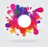 Spectrum-scheuren Stock Fotografie