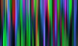 Spectrum streaks Stock Photography