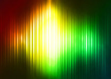Spectrum stripes01. Background image of colourful spectrum Royalty Free Stock Photos