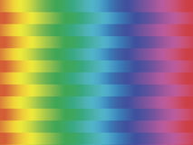 Spectrum stripped background Royalty Free Stock Images