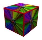 Spectrum van kleur stock illustratie