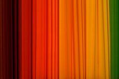 Spectrum van kleuren Stock Foto's