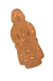 Speculaas doll Royalty Free Stock Photos