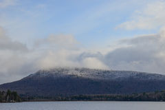 Speculator Mountain Royalty Free Stock Images