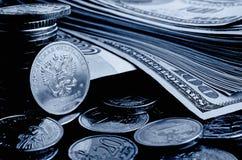 Speculazione di valuta Fotografie Stock Libere da Diritti
