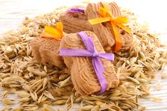 Speculoos Stock Photo