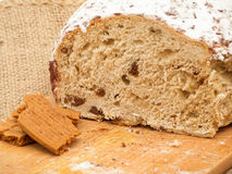 Speculoos Bread Royalty Free Stock Image