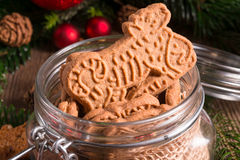 Speculoos Royalty Free Stock Images