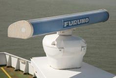 Spedice il radar Fotografia Stock