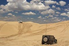 Spedizione del deserto Immagine Stock Libera da Diritti