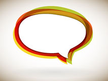 Speech bubble Stock Images