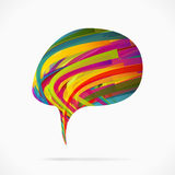 Speech bubble Royalty Free Stock Photo