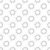 Speech bubble pattern seamless Royalty Free Stock Photos
