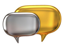 Free Speech Bubbles Royalty Free Stock Images - 16881439