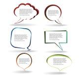 Speech Bubbles Vector Stock Photography
