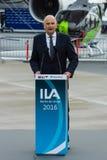 Speech by Dietmar Woidke, Minister President of Brandenburg Stock Images