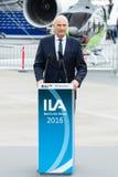 Speech by Dietmar Woidke, Minister President of Brandenburg Royalty Free Stock Images