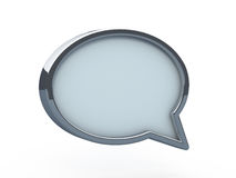 Speech icon Stock Photos