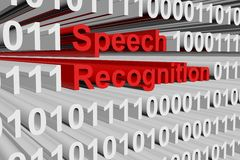 Speech recognition Stock Photos