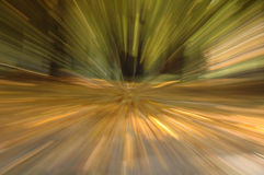 Speed. High speed road to infinity Royalty Free Stock Image