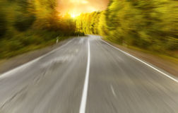 Speed Royalty Free Stock Image