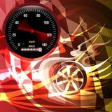 The speed Stock Image