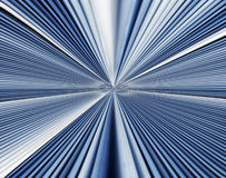 Speed. Abstract background; blurry speed; tunnel Royalty Free Stock Photography